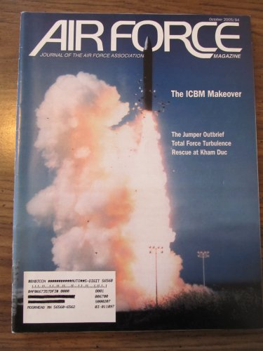 Air Force Magazine, October 2005 ()