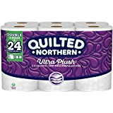 Quilted Northern Ultra Plush® Toilet Paper, 12 Double Rolls, Bath Tissue