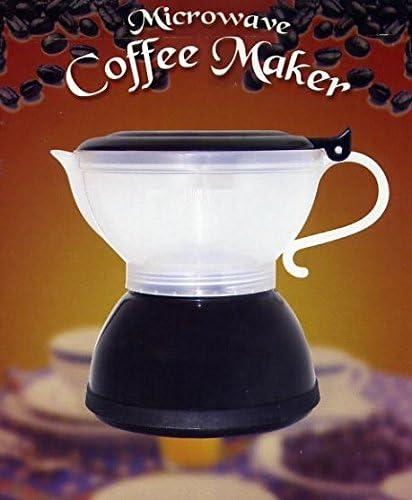 Cafetera/Moka para microondas 2 tazas Max – Micromax: Amazon.es: Hogar
