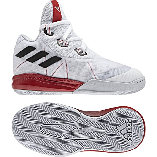 Adidas Sm Energy Bounce Bb Nba Basketbalschoenen Voor Heren By4346_14 - Orasld, Ftwwht, Borang