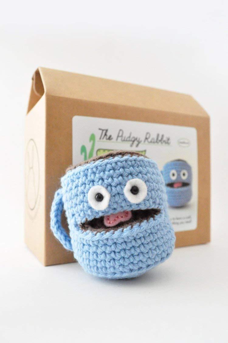 DIY Beginner Crochet Kit (Coffee Mug)