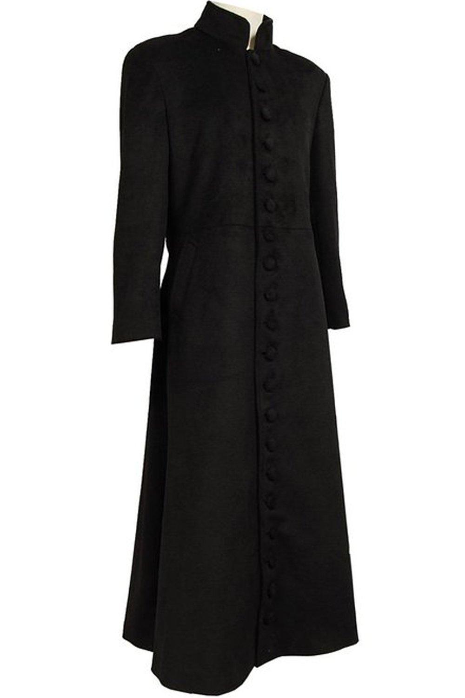 Cosdaddy® Matrix Neo Cosplay Costume Trench Wool Coat (Man-M)