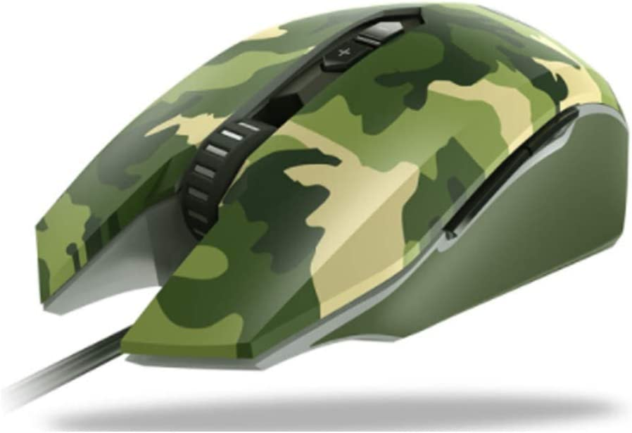 Color : Pink USB Wired Mouse ZHONGYUE Mouse Green//White//Black Mouse Long Lasting time