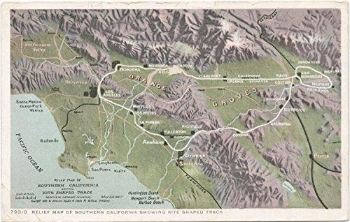 vintage california postcards - 4