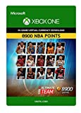 NBA Live 16 LUT 8,900 NBA Points Pack - Xbox One Digital Code