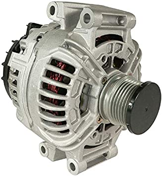 DB Electrical ABO0328 New Alternator For Dodge Freightliner Sprinter Van 2.7L 2.7 Diesel 03 04 05 06 2003 2004 2005 2006 Freightliner Sprinter 00 01 02 03 2000 2001 2002 2003 0-124-515-064
