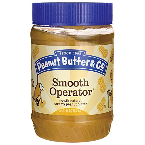 All Natural Peanut Butter & Co. Smooth Operator Net Wt. 16 Oz (1LB) 454g ()