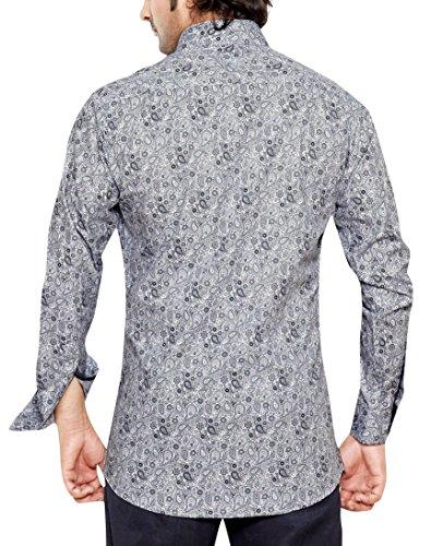 STEFFEN DEHM Herren Regular Fit Freizeithemd
