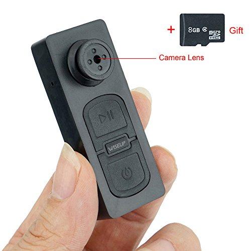 WiseupTM Portable Hidden Recorder Camcorder