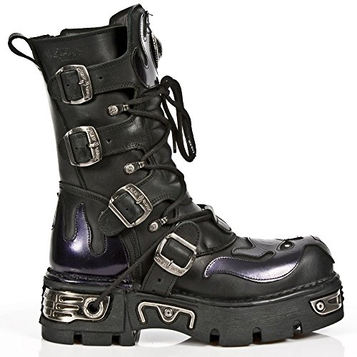 sale fake ost release dates New Rock Boots Style 107 S4 Purple wide range of for sale fashionable sale online countdown package sale online EE6xq
