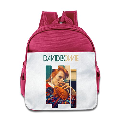 Ysov DBowie Little Kid Pre School Schoolbag Pink