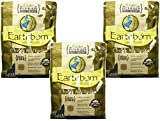 (3 Pack) Earthborn Holistic Chicken Meal Recipe Holistic Oven-baked Dog Treats – 2 Pound Bags