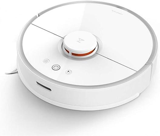 RoboRock S50 Robot Aspirador Sweep-Mop Wi-Fi Laser Navigation Fuerte Succión All Floor App Control 5200mAh 2000Pa: Amazon.es: Hogar