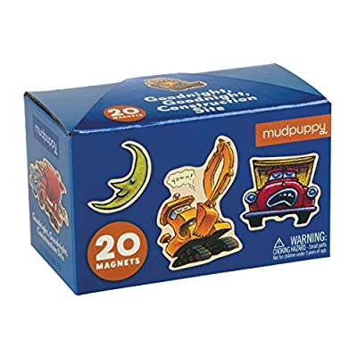 Goodnight, Goodnight, Construction Site Box of Magnets: Mudpuppy, Lichtenheld, Tom: Toys & Games