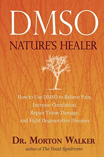 Dmso: Nature's Healer (Best Medication For Tinnitus)