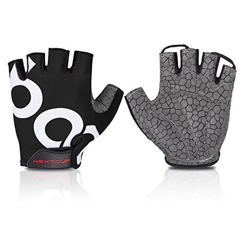 Cycling-Gloves-Mountain-Bike-Gloves-Half-Finger-Road-Racing-Riding-Gloves-with-Light-Anti-slip-Shock-absorbing-Biking-Gloves-for-Men-and-Women