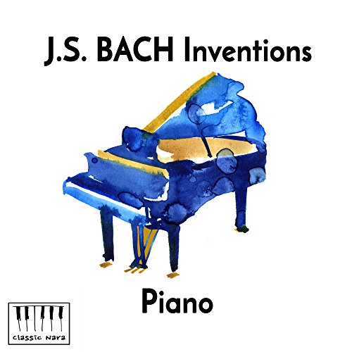 Bach 2 Part Invention No.13 In A Minor BWV 784, (Invention No 13 Bach)