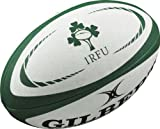 Gilbert Ireland Replica Rugby Ball, Size 5