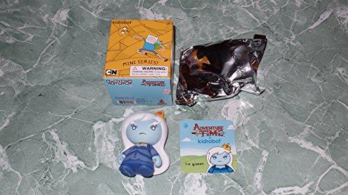 "Kidrobot Adventure Time Ice Queen 3"" Vinyl Figure Mini Series Chase 1/40"