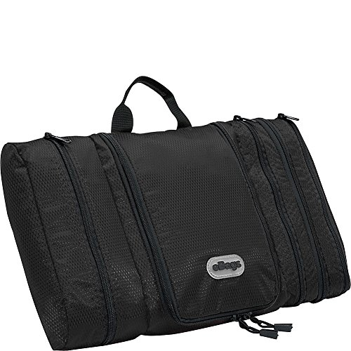 eBags Pack-it-Flat Toiletry Kit (Black)