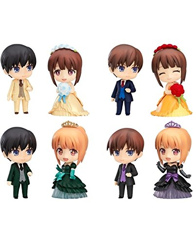 (Good Smile Dress Up Wedding Elegant Ver Nendoroid More PVC Figure)