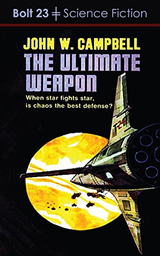 book cover of The Ultimate Weapon