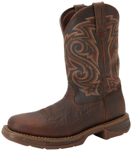 Durango Mens Rebell Db4244 Western Boot Nikotin / Choklad