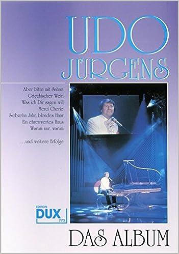 Udo Jürgens Das Album Eine Sammlung Der Grössten Erfolge