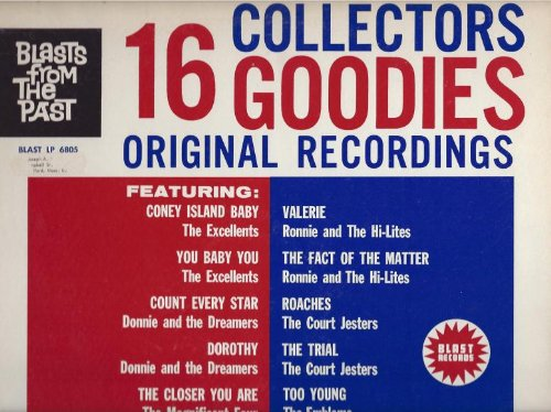 - Blasts From The Past / Collectors 16 Goodies Original Recordings