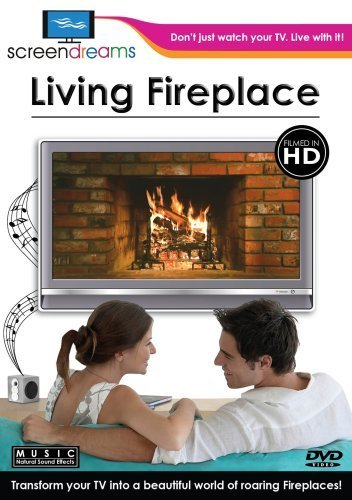 living fireplace dvd - 5