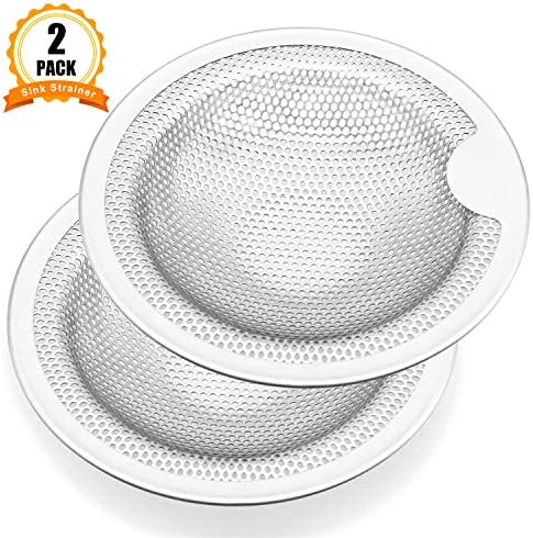Kitchen Strainer Stainless Hat Design Disposal product image