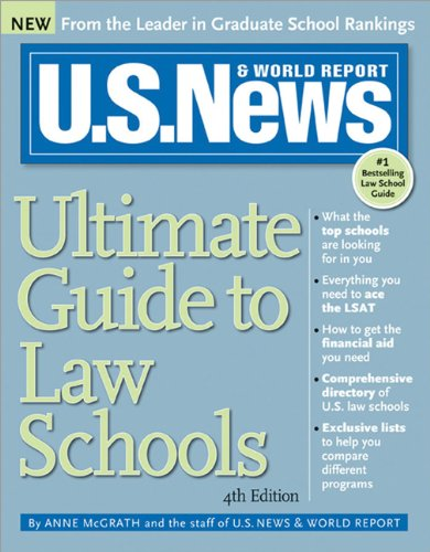 U.S. News Ultimate Guide to Law Schools