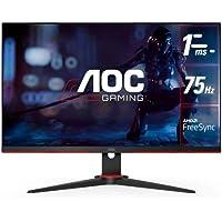 "AOC 23.8"" 24G2E5 IPS 1ms 75Hz FreeSync Gaming Monitor"