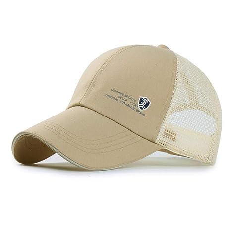 woyaochudan Sombrero de los Hombres al Aire Libre, sombrilla ...