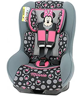 Nania Driver Group 0 1 Infant High Booster Car Seat Disney Minnie