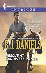 Rescue at Cardwell Ranch (Cardwell Cousins Book 2)