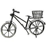 Deko Fahrrad mit Korb Geldgeschenk