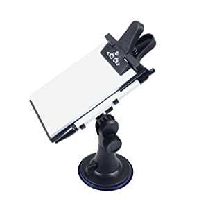 EFORCAR(R) 1 PCS Universal Car Window Suck Mount Card Tablet Message Notes Writing Pad Holder