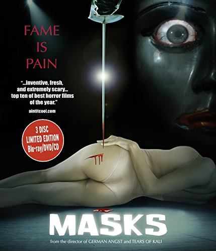 (Masks (Blu-ray/DVD/CD Combo))