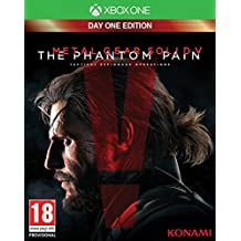 Metal Gear Solid V: The Phantom Pain - Day 1 Edition (Xbox One) (UK)