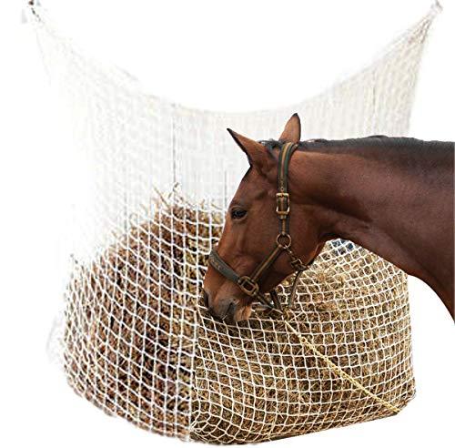 "NRTFE Hay Net Slow Feed Bag for Horse Feeder Full Day Feeding (35""x31"")"