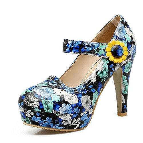 Smilice Dressy Fashion Flower Platform