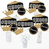 HOCO Dance - Homecoming Centerpiece Sticks - Table Toppers - Set of 15