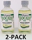 Aceite De Aguacate 2 Oz. Avocado Oil 2-PACK