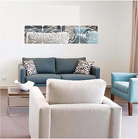 T-Mida Home,3D mobili soggiorno camera da letto specchio parete ...