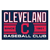 FANMATS 18466 Cleveland Indians Baseball Club Starter Rug