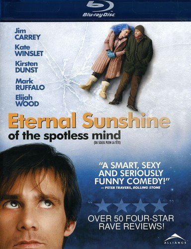 Blu-ray : Eternal Sunshine of the Spotless Mind (Widescreen, Dubbed)