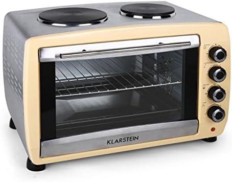 Klarstein 10021582 - Cocina (Cocina portátil, Acero inoxidable ...