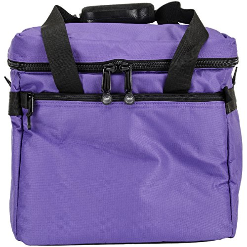 BluFig Serger Carry Case in Purple