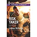 Risk Taker Audiobook by Lindsay McKenna Narrated by Gabra Zackman